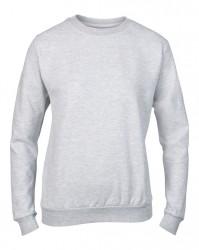 Image 7 of Anvil Ladies Crew Neck Sweatshirt