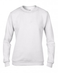 Image 2 of Anvil Ladies Crew Neck Sweatshirt