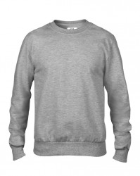 Image 6 of Anvil French Terry Drop Shoulder Sweatshirt