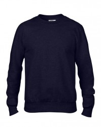 Image 2 of Anvil French Terry Drop Shoulder Sweatshirt