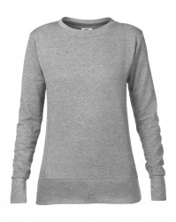 Image 5 of Anvil Ladies French Terry Drop Shoulder Sweatshirt