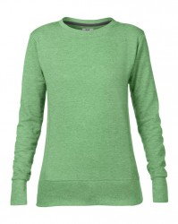 Image 4 of Anvil Ladies French Terry Drop Shoulder Sweatshirt