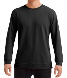 Image 2 of Anvil Unisex Light Terry Sweatshirt