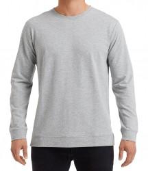 Image 4 of Anvil Unisex Light Terry Sweatshirt