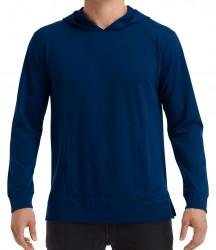 Image 6 of Anvil Unisex Light Terry Hooded Sweatshirt