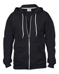 Image 6 of Anvil Fashion Full Zip Hooded Sweatshirt