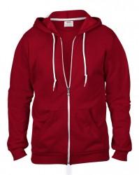 Image 5 of Anvil Fashion Full Zip Hooded Sweatshirt