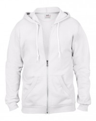 Image 8 of Anvil Fashion Full Zip Hooded Sweatshirt