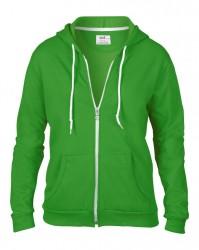 Anvil Ladies Fashion Full Zip Hooded Sweatshirt image