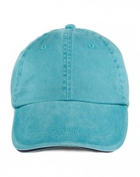Image 5 of Anvil Low Profile Pigment Dyed Cap