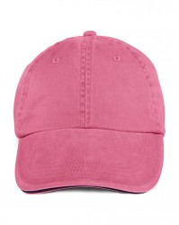 Image 4 of Anvil Low Profile Pigment Dyed Cap
