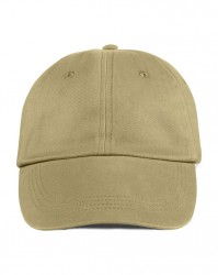 Image 8 of Anvil Low Profile Brushed Twill Cap