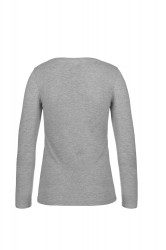 Image 4 of B&C #E150 long sleeve /women