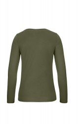 Image 3 of B&C #E150 long sleeve /women