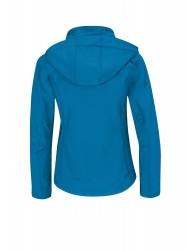 Image 6 of B&C Hooded softshell /women
