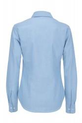 Image 3 of B&C Oxford long sleeve /women