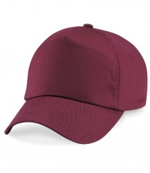 Image 6 of Beechfield Kids Original 5 Panel Cap
