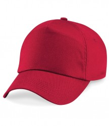 Image 8 of Beechfield Kids Original 5 Panel Cap