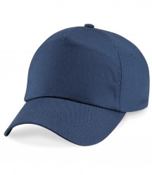 Image 10 of Beechfield Kids Original 5 Panel Cap