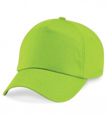 Image 14 of Beechfield Kids Original 5 Panel Cap