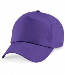 Image 15 of Beechfield Kids Original 5 Panel Cap