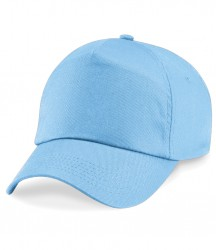 Image 18 of Beechfield Kids Original 5 Panel Cap