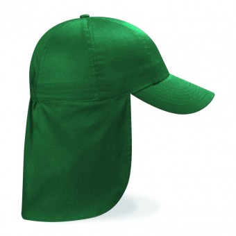 Image 2 of Beechfield Kids Legionnaire Style Cap