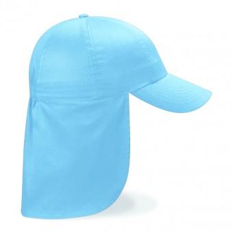Image 7 of Beechfield Kids Legionnaire Style Cap