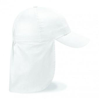 Image 8 of Beechfield Kids Legionnaire Style Cap