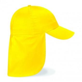 Image 9 of Beechfield Kids Legionnaire Style Cap