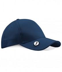 Image 3 of Beechfield Pro-Style Ball Mark Golf Cap