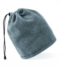Image 3 of Beechfield Suprafleece® Snood/Hat Combo