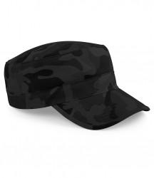 Image 5 of Beechfield Camo Army Cap