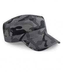 Image 6 of Beechfield Camo Army Cap