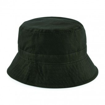 Beechfield Waxed Bucket Hat image