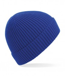 Image 11 of Beechfield Engineered Knit Ribbed Beanie