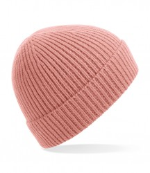 Image 10 of Beechfield Engineered Knit Ribbed Beanie