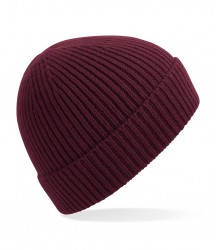 Image 13 of Beechfield Engineered Knit Ribbed Beanie