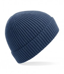 Image 7 of Beechfield Engineered Knit Ribbed Beanie