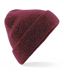 Image 4 of Beechfield Reflective Beanie