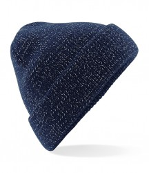 Image 5 of Beechfield Reflective Beanie