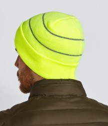 Beechfield Enhanced-Viz Beanie image