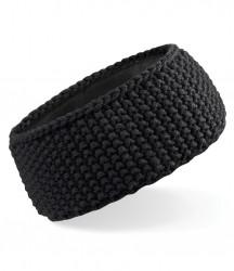 Image 2 of Beechfield Slopeside Waffle Headband