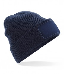 Image 5 of Beechfield Thinsulate™ Patch Beanie
