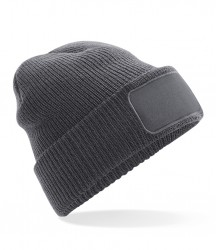Image 6 of Beechfield Thinsulate™ Patch Beanie