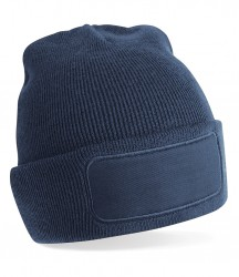 Image 6 of Beechfield Patch Beanie