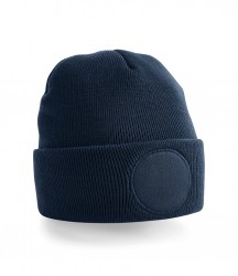 Image 5 of Beechfield Circular Patch Beanie