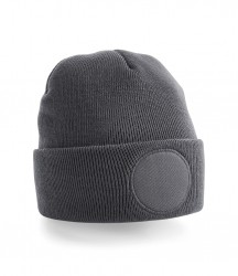 Image 6 of Beechfield Circular Patch Beanie