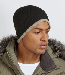 Beechfield Two Tone Pull-On Beanie image