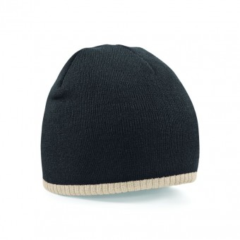 Image 5 of Beechfield Two Tone Pull-On Beanie